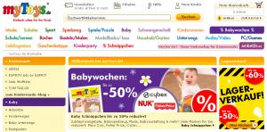 Der Kindermode Online Shop Mytoys.de wird hier vorgestellt