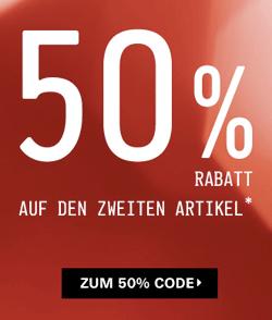 50% Gutschein Esprit
