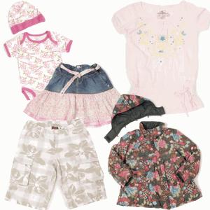 Kindermode Trends 2011