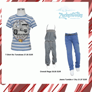 Kindermode Online Boutique Zuckerwolke