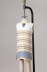 Handgewobenes Kinderkleid von Lemlem
