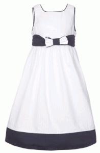 weißes Kleid von Käthe Kruse
