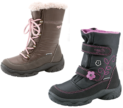 Winterstiefel von Superfit