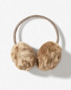 Zara Plüsch Ohrenschützer