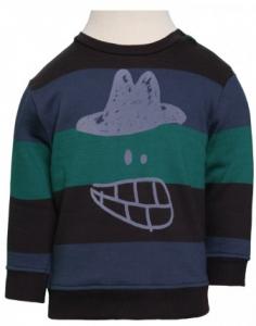 bunter Jungen-Pullover