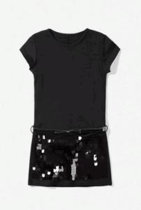 Zara Paillettenkleid 21.95 EUR