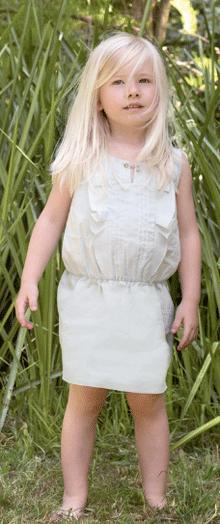 Mädchenkleid von Chloé