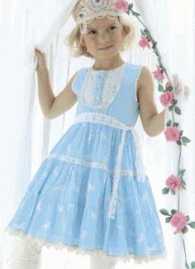 Mädchenkleid von Mim Pi