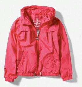 Gefütterte Jacke pink Zara