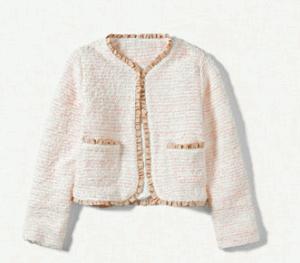 Tweedjacke 21,95 EUR bei Zara