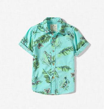 Shirt mit Print von Zara