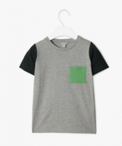 cos colour block t-shirt 12 eur