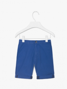cos_washed cotton shorts 25