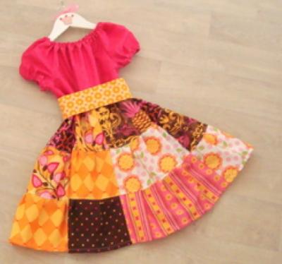 Kleid von LaurasBoutique (dawanda) 36,90 EUR