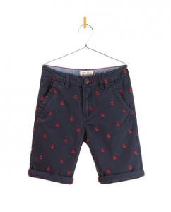 Zara Bermuda Shorts mit Ankerprint für Jungs 21,95 EUR