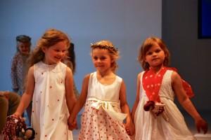 Chota Péro Weiße Kinderkleider