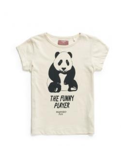 mango panda t-shirt 9,99 EUR