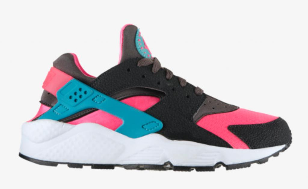 Nike Huarache Pink / Blau