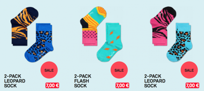 Happy Socks für Kids