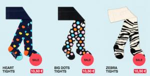 Kinder Strumpfhosen von Happy Socks